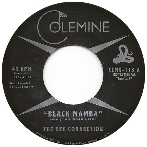 <b>TEE SEE CONNECTION</b><br><i>Black Mamba</i>