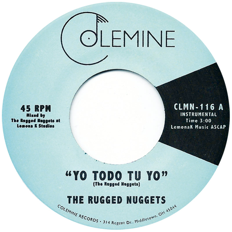 RUGGED NUGGETS - Yo Todo Tu Yo