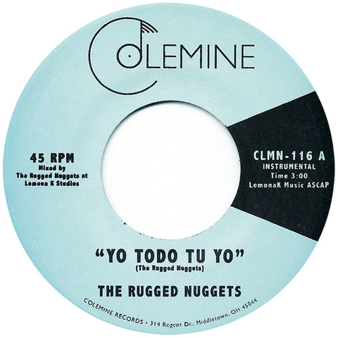 <b>RUGGED NUGGETS</b><br><i>Yo Todo Tu Yo</i>