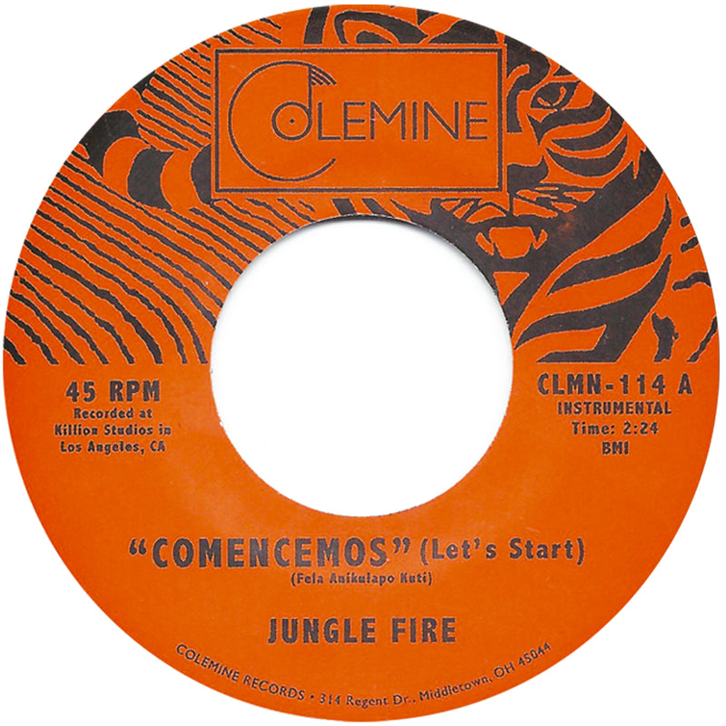 JUNGLE FIRE - Comencemos