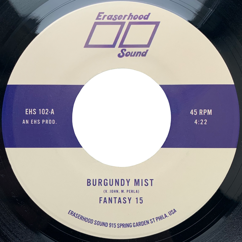 FANTASY 15 - Burgundy Mist / Percy St. [Release Date: 2/26/21]