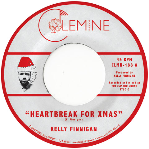 <b>KELLY FINNIGAN </b><br><i>Heartbreak For Christmas</i>