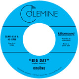 <b>ORGONE</b><br><i>Big Day</i>