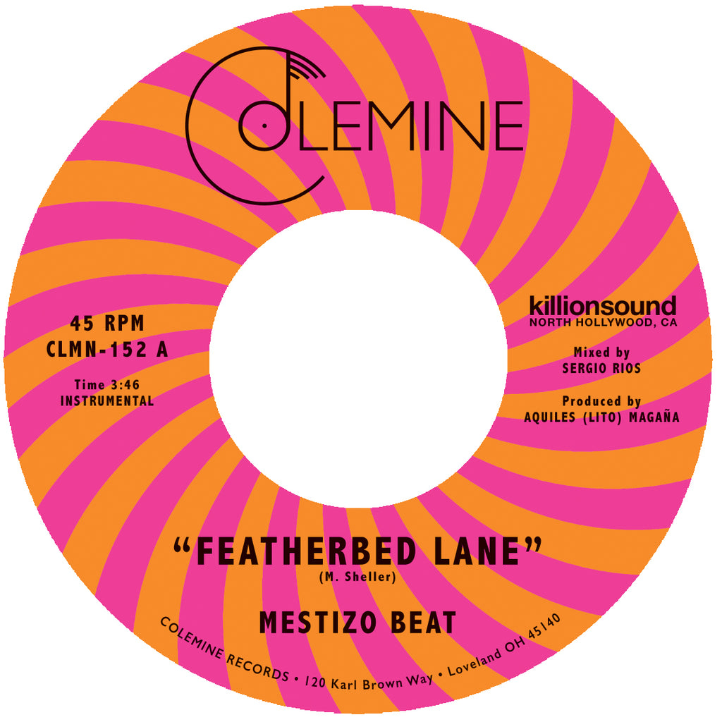 <b>MESTIZO BEAT</b><br><i>Featherbed Lane</i><br>