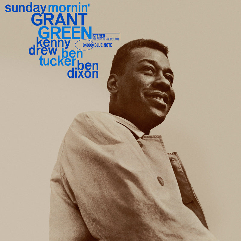 GRANT GREEN - Sunday Mornin' [Exclusive]