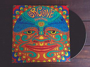 <b>ORGONE</b><br><i>Beyond The Sun</i> 2xLP (black vinyl)