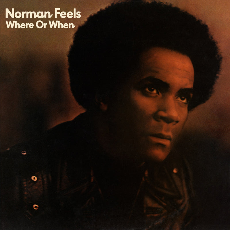 NORMAN FEELS - Where Or When [Brown vinyl Exclusive] [Release Date: 11/27/20]