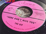 <b>THE DIP</b><br><i>Sure Don't Miss You</i>