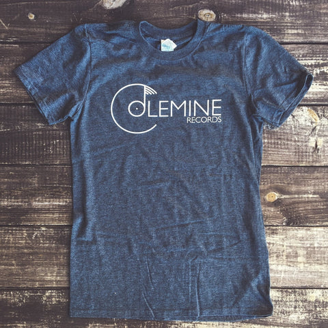 <b>COLEMINE LOGO T-SHIRT</b><br>Dark Heather