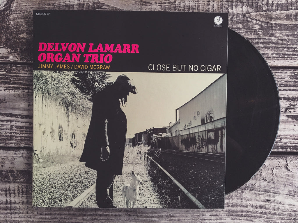 <b>DELVON LAMARR ORGAN TRIO</b><br><i>Close But No Cigar</i>