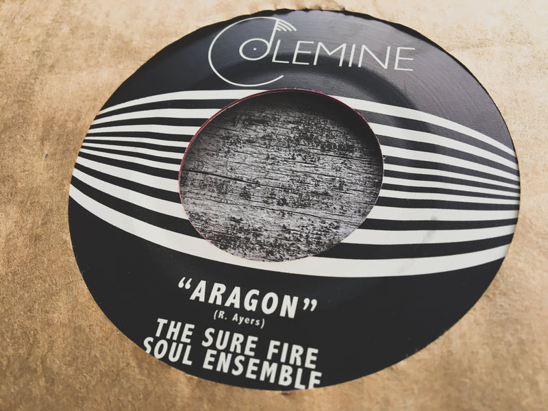 THE SURE FIRE SOUL ENSEMBLE - Aragon