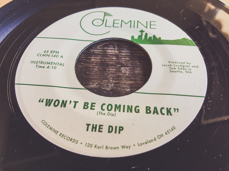 THE DIP - Won't Be Coming Back