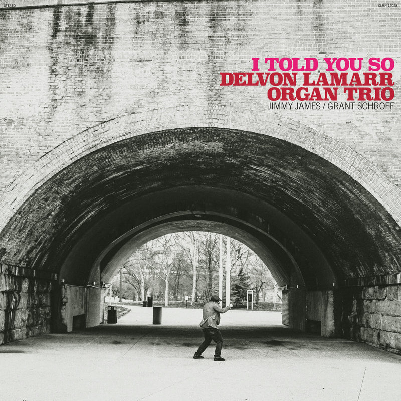 DELVON LAMARR ORGAN TRIO - I Told You So