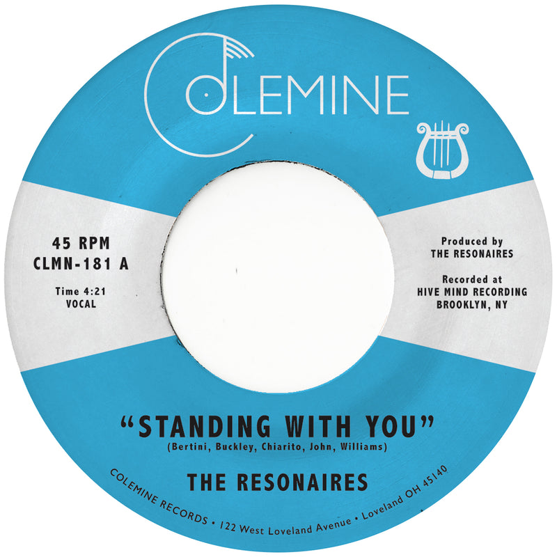 THE RESONAIRES - Standing With You