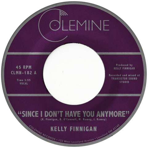 "<b>KELLY FINNIGAN </b><br><i>Since I Don't Have You Anymore</i><br><span style=""color: #ff0000;"">Release Date: 11/1/19</span>"