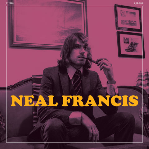 "<b>NEAL FRANCIS</b><br><i>These Are The Days</i><br><span style=""color: #ff0000;"">Release Date: 5/31/19</span>"