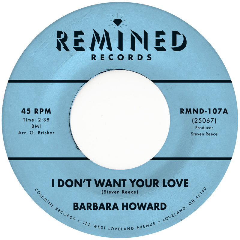 Barbara Howard - I Don't Want Your Love