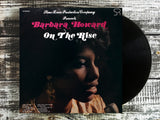 <b>BARBARA HOWARD</b><br><i>On The Rise</i>