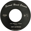 JOEY QUIÑONES - The World I Know
