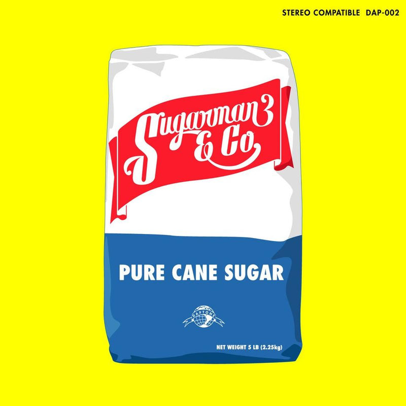 THE SUGARMAN 3 & CO - Pure Cane Sugar