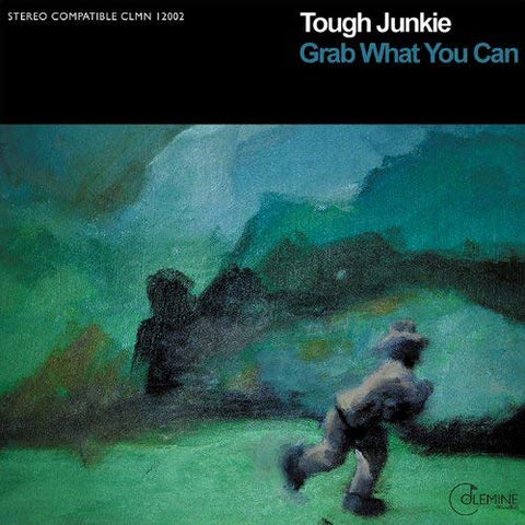 <b>TOUGH JUNKIE</b><br><i>Grab What You Can</i> CD