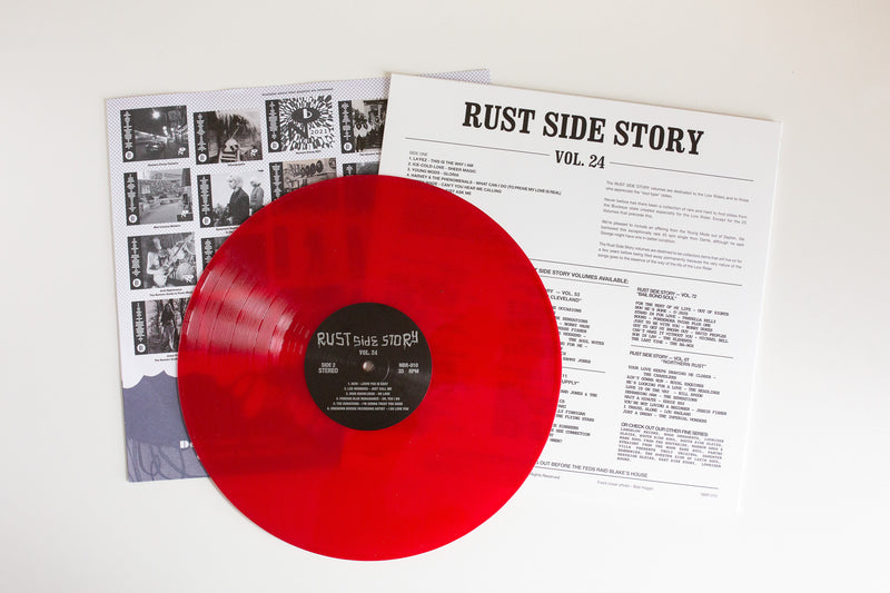 VARIOUS ARTISTS - Rust Side Story [RELEASE DATE: 5/14/2021]