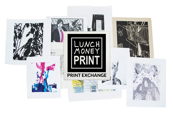 10 Prints - LMP Artist Community Print Exchange