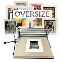 Lunch Money Print, The Print Exchange Oversized Edition, Join Now!