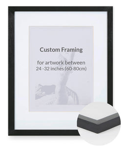 DIY Frames for Artists