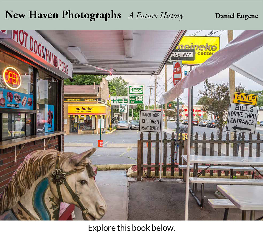 New Haven Photographs: A Future History - The Book