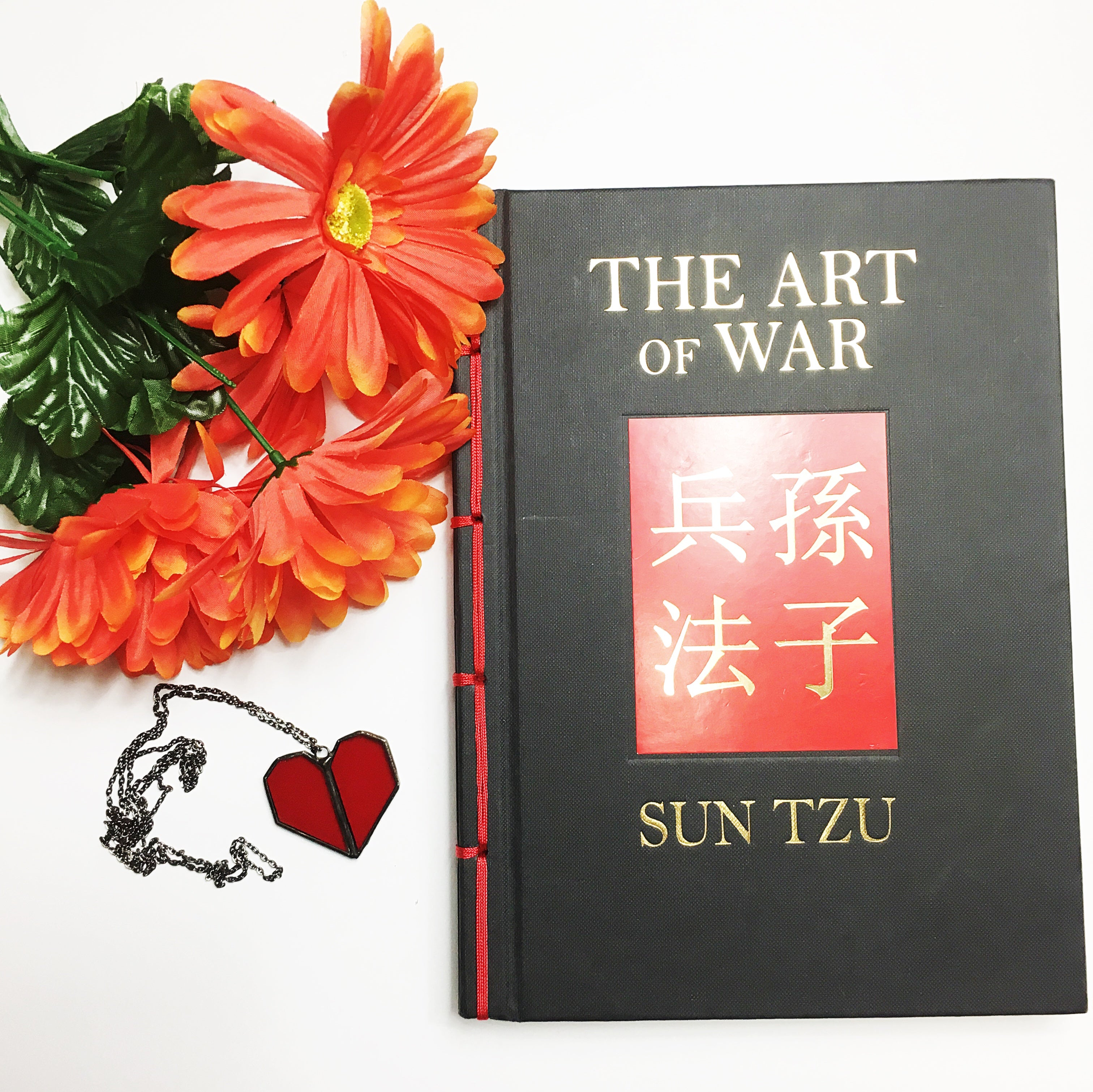 red heart and war