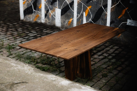 Optique Dining Table - Albert Potgieter Designs