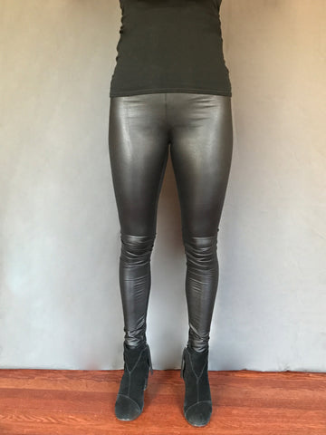 Leather Leggings - Eliza Plume