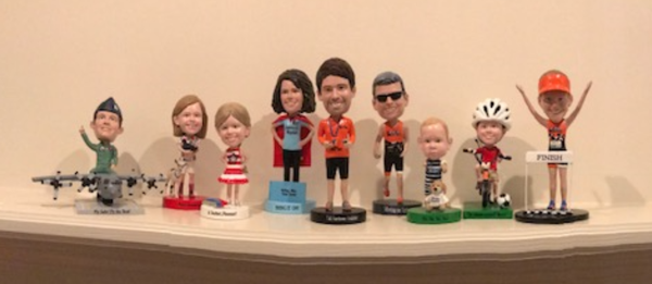 Custom Bobblehead Family by Bobble For A Cause