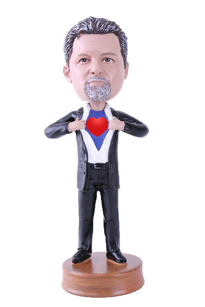 Super Guy Bobblehead