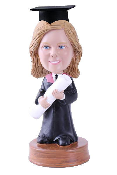 Graduation Bobblehead