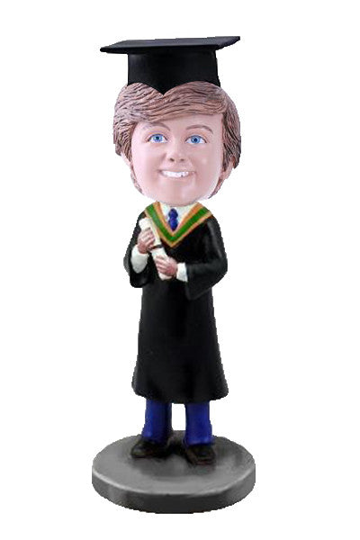 Graduation 2 Bobblehead