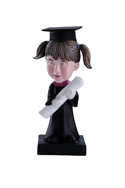 Graduation 3 Bobblehead