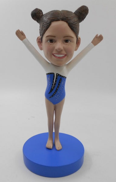 Female Gymnast Bobblehead