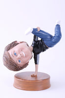 Break Dancer Bobblehead