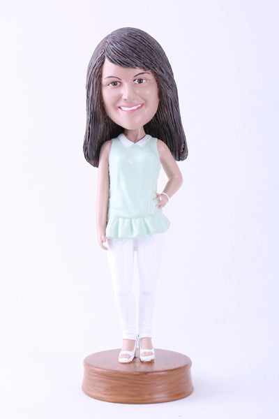 Female Pose Bobblehead