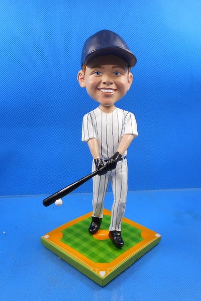 Baseball Player Batting Righty Bobblehead