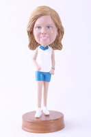 Female Pose 3 Bobblehead