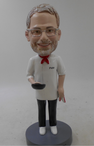 Chef 2 Bobblehead