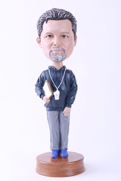Sports Coach Bobblehead