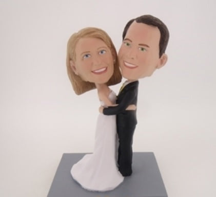 Dancing Couple 2 Bobblehead