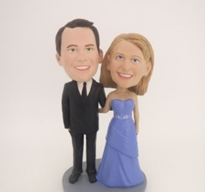 Happy Couple 7 Bobblehead