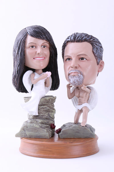 Couple of Angels Bobblehead