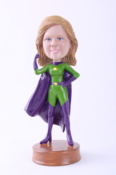 Female Superhero 3 Bobblehead