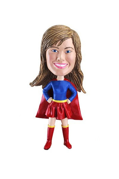 Female Superhero 6 Bobblehead